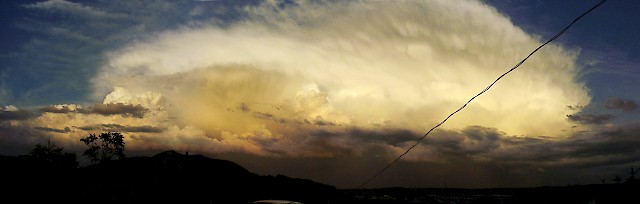 Stormcloud panorama #1
